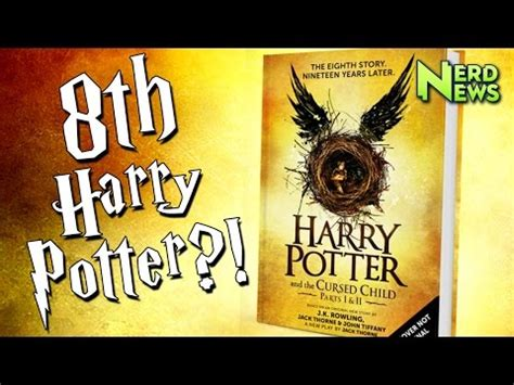 REVIEW: Harry Potter and the Cursed Child, by JK